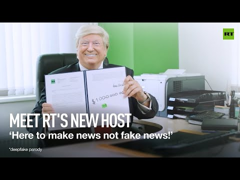Trump is here to make RT Great Again! (or is he?!)