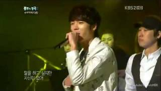 [120107] -Chance Encounter- Woohyun (Infinite) - Immortal Song 2