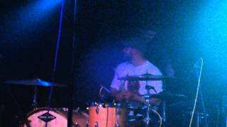 John Balls live drum solo, with The Fillers