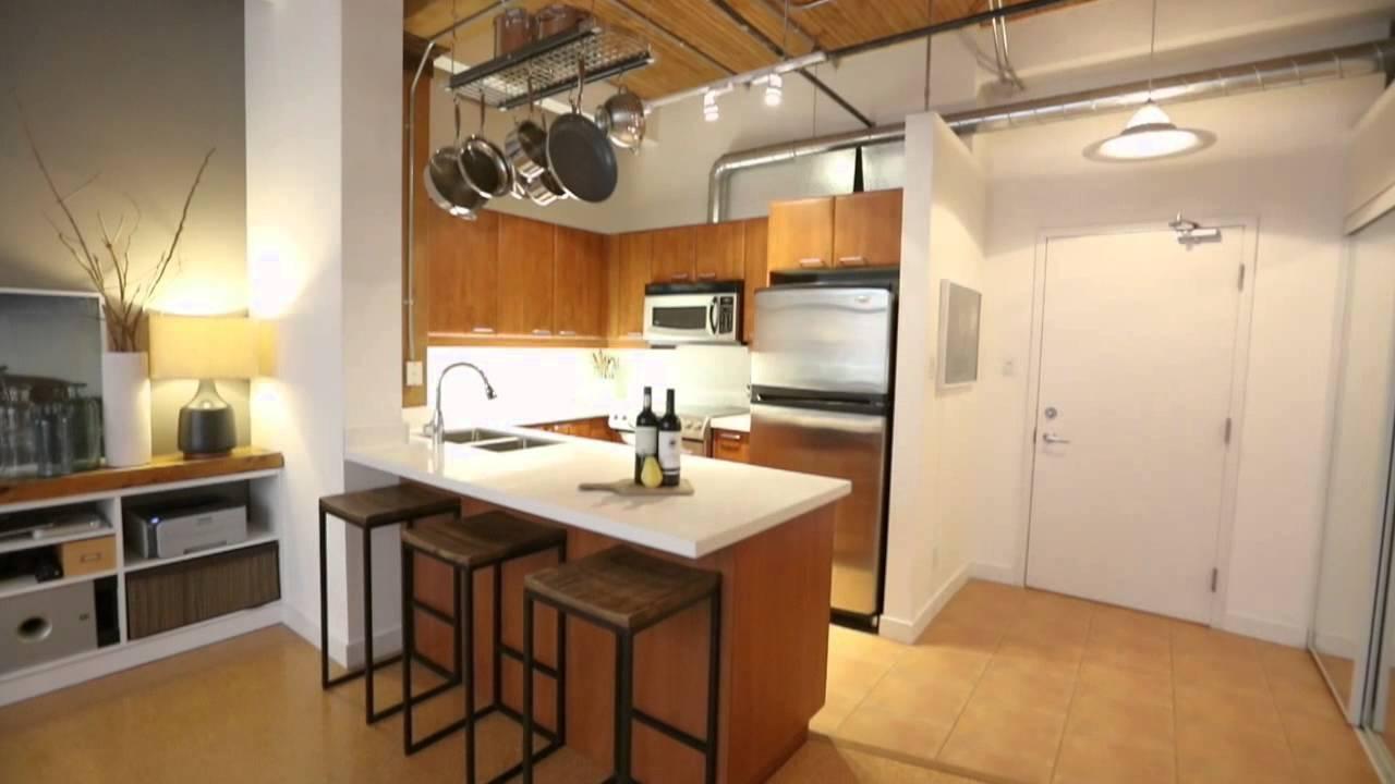 955 Queen Street West Suite 327 Toronto Video Tour