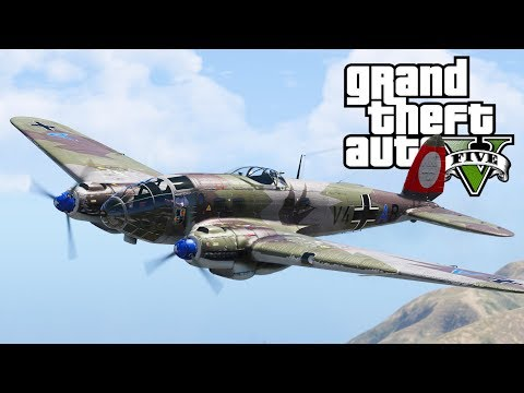 ВТОРАЯ МИРОВАЯ ВОЙНА НАЦИСТЫ НАПАЛИ НА США - WORLD WAR 2 MOD (GTA 5 Mods)