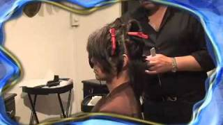 Keratin Hair Straightening Treatment from Carlo Marco Studio