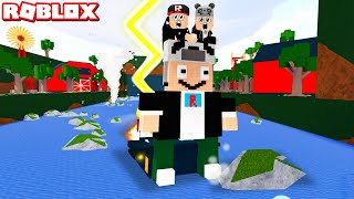 Heronpuppy Gemisi Yaptık!! - Panda ile Roblox Build A Boat For Treasure