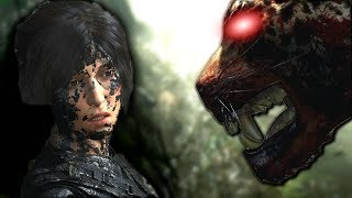 QUESTA TIGRE HA UN BRUTTO ALITO! - Shadow Of The Tomb Raider (RTX 2080Ti)
