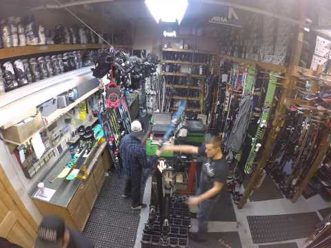 Back Shop Time Lapse