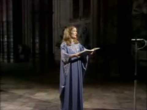 GEORGE FRIDERIC HANDEL  &  EMMA KIRKBY    (But who may abide)  MESSIAH