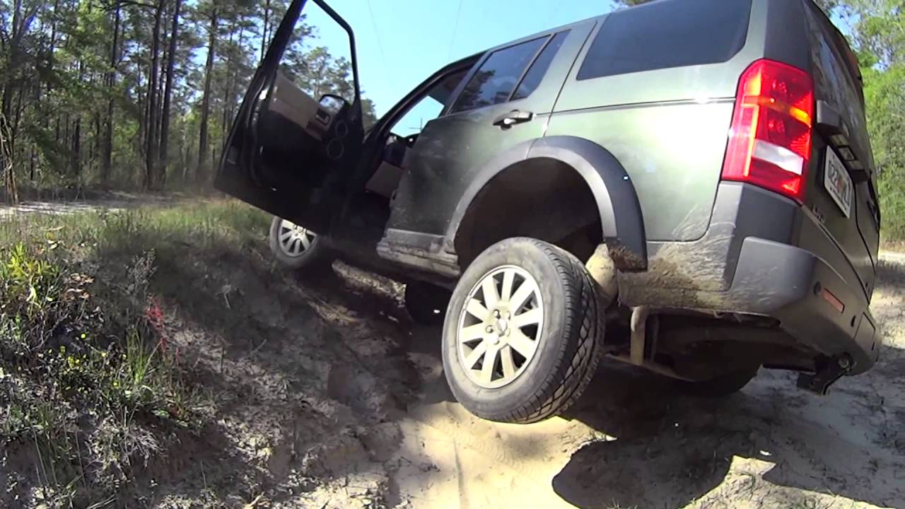 Land Rover LR3 First Ride And Short Review