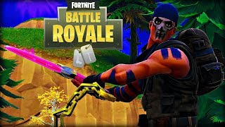 "NEW ""WARPAINT"" SKIN GAMEPLAY! (Fortnite Battle Royale)"