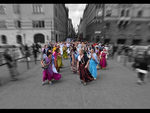 Maha Harinam - Stockholm Sweden -19 July 2015 - Camera: Pita