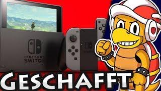 Nintendo hat es geschafft.