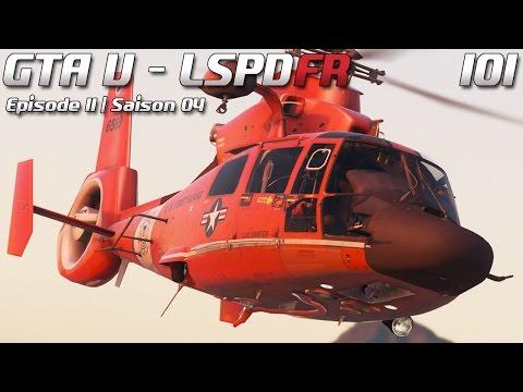 GTA V PC - LSPDFR v0.3 #101 -  Disparus ! (Coastal Callouts)