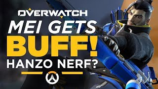 Overwatch: Mei & Symmetra BUFF? One-tricks BANNED? | Developer Update NEWS
