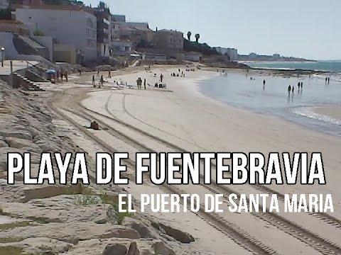 Playa de fuentebrav a el puerto de santa maria youtube - Que visitar en el puerto de santa maria cadiz ...