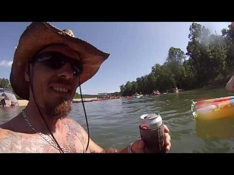 Black River Lesterville, MO Flaot trip Bearcat Getaway