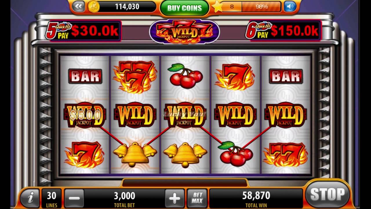 Free Quick Hits Slot Machines