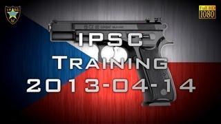 ipsc training with cz 85 combat 2013 04 14