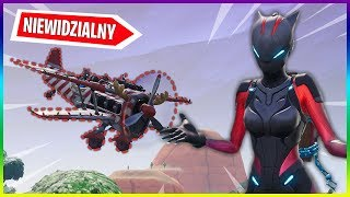 I CREATED AN INVISIBLE AIRPLANE! -GLITCH (Fortnite creative mode)