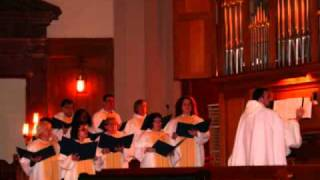 Ensemble Vocal Redemptor(Montreal, Québec) - Dignare.wmv