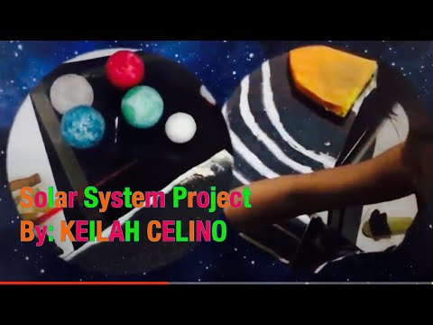 Solar System Project by Keilah Celino