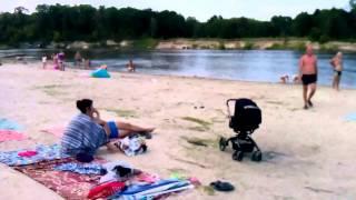 видео отдых на Десне