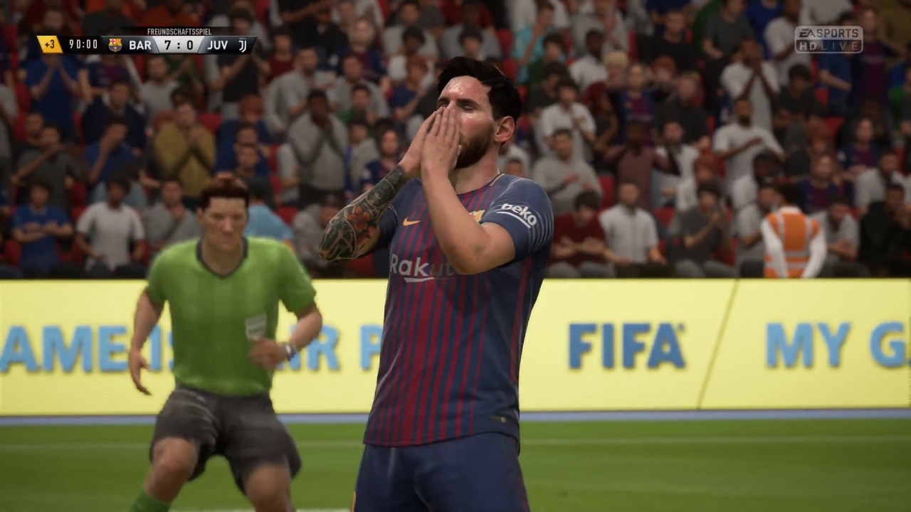 Fifa  K Messi Tattoos And New Face