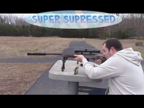 Form 1 Maglite Suppressor / solvent trap
