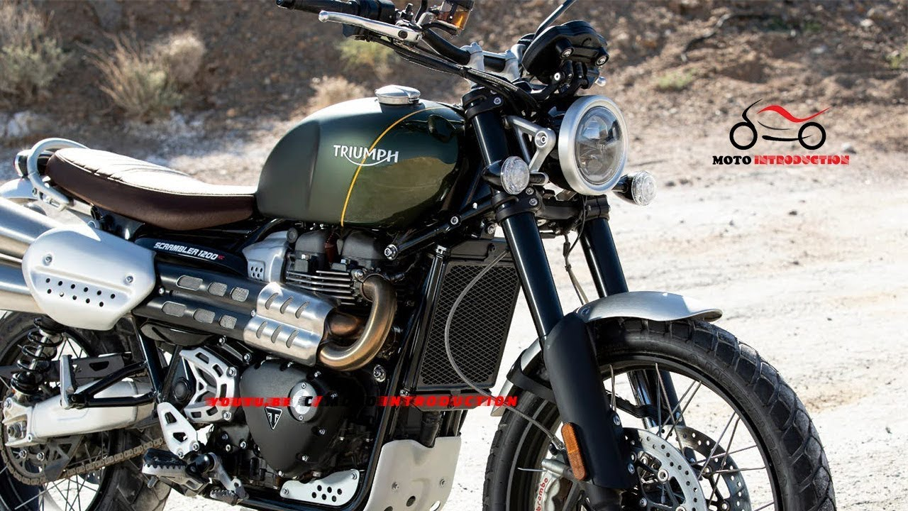 2019 Triumph Scrambler 1200 Xc First Look Triumph Debuts New
