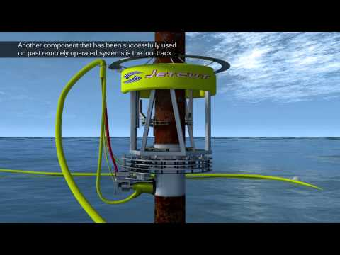Automated Splashzone Pile Eduction and Cleaning Tool (ASPECT)