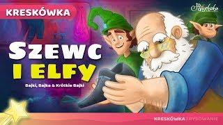 Szewc i elfy | Bajka dla dzieci po Polsku