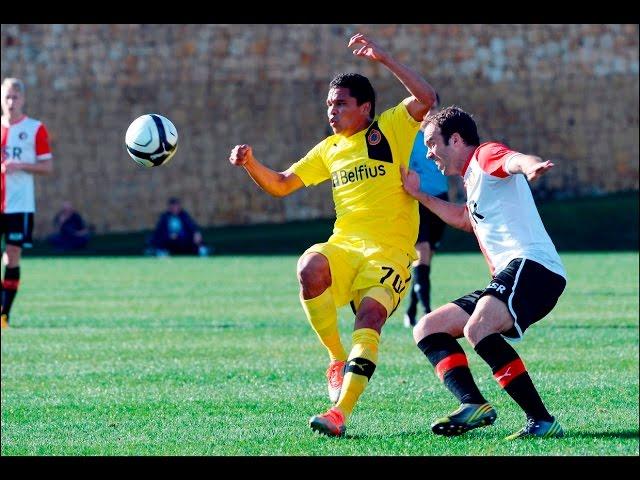 2012-2013 - Feyenoord - Club Brugge - GOAL Carlos Bacca