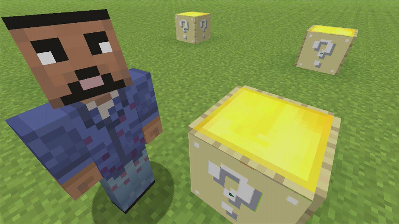 minecraft xbox 360 mod download lucky block