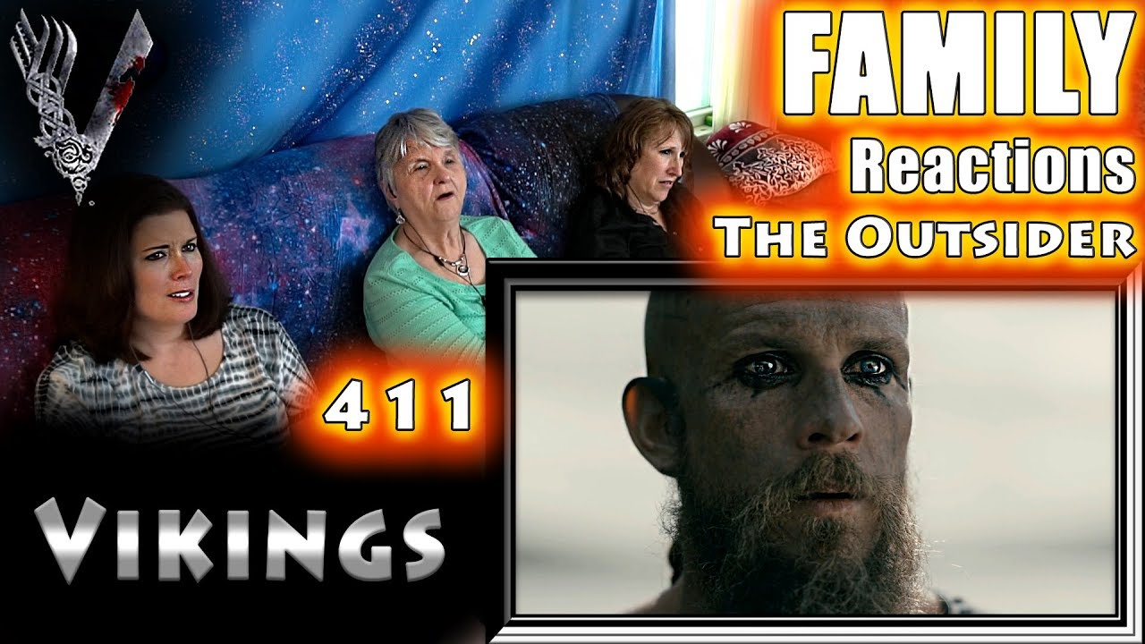 Download VIKINGS   411   The Outsider   FAMILY Reactions   Fair Use