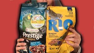 ПОКУПКИ В ЗООМАГАЗИНЕ ГАРФИЛД ДЛЯ ДОМАШНИХ ЖИВОТНЫХ. Как выбрать корм волнистому попугаю