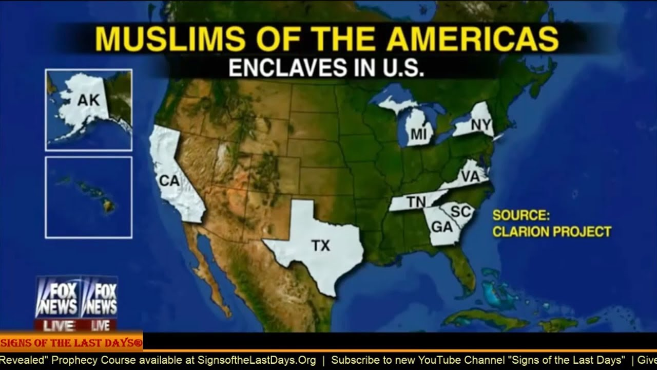 FBI Confirms Islamic Jihadi Training Camps in America