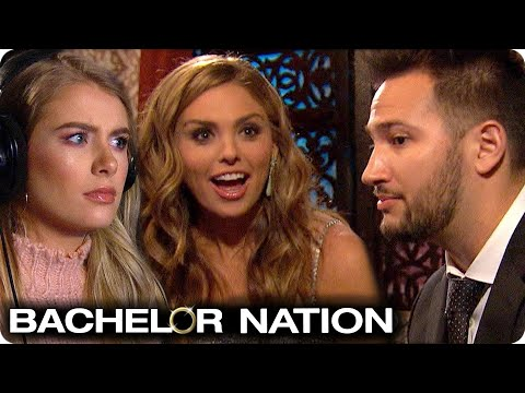 Demi Tells Hannah About Scott's Secret Girlfriend! | The Bachelorette US