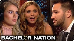 Demi Tells Hannah About Scott's Secret Girlfriend! | The Bachelorette US
