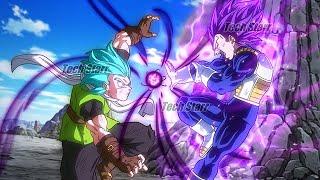 Vegeta's Hakaishin Form is Born AFTER Dragon Ball Super