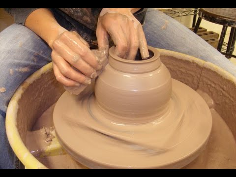 Thumbnail: EXTREMELY SATISFYING POTTERY COMPILATION ✔ 2016