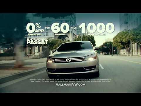 Hallmark Volkswagen Passat Labor Day