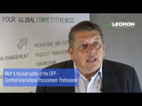 Matt Harrison - Senior expert - Procurement & Contracts