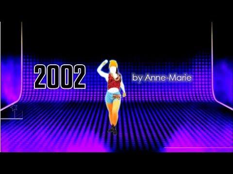 Just Dance Fanmade Mashup2002