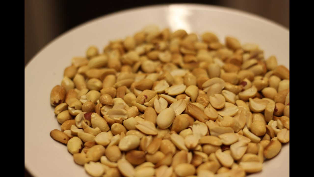 How To Make Roasted Groundnuts Nigerian Food Youtube