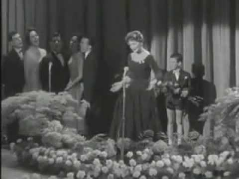 Eurovision 1956 Switzerland  Lys Assia  Refrain