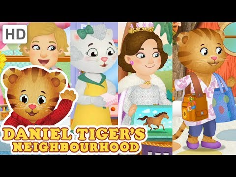 Daniel Tiger �� Mom Knows What to Do | Mother's Day | Videos for Kids