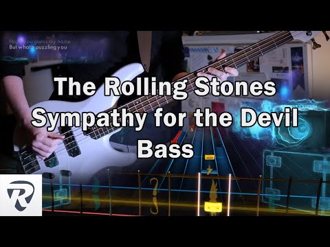Sympathy for the Devil - The Rolling Stones Bass 99% #Rocksmith