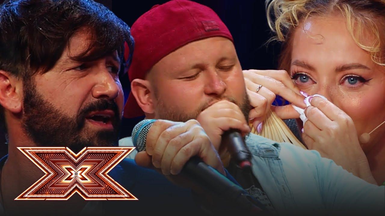 Juriul X Factor, în lacrimi! Super 4 cântă Caruso - Lucio Dalla