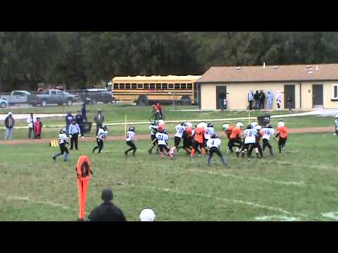 Orange Crush Football Highlights
