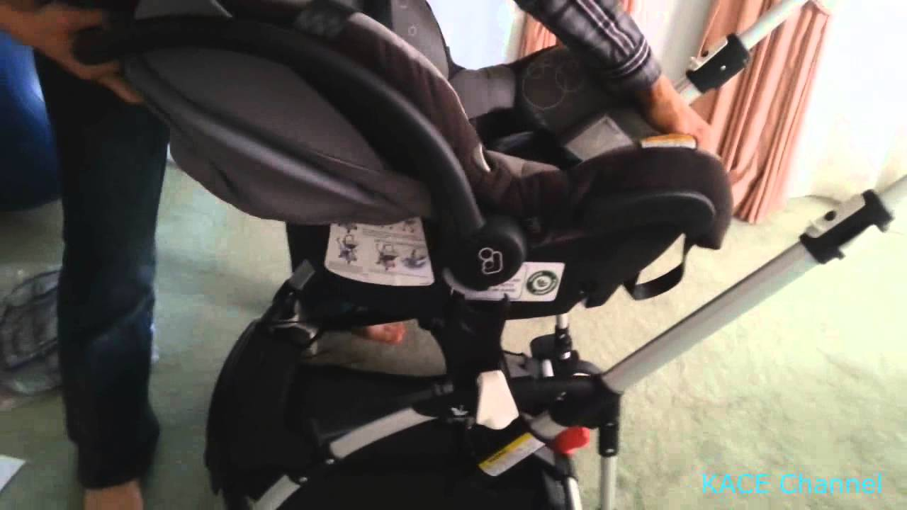 Bugaboo Bee 3 Maxi-Cosi Mico AP Infant Car Seat and Capsule Adaptor ...