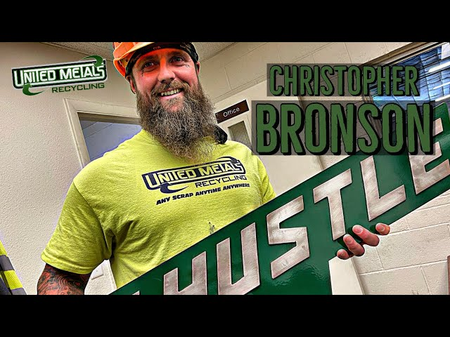 Hustle Harder: Christopher Bronson