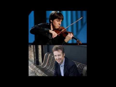 Concert of Joshua Bell & Sam Haywood Liszt Academy, Hungary 11/05/2016